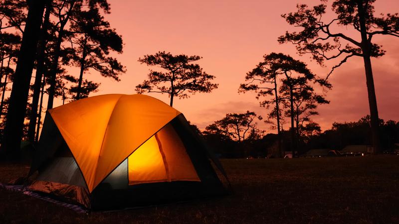 Namibia Camping