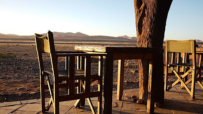 Namibia Unterkunft