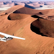 Flugzeug Safari, Flugsafari Namibia